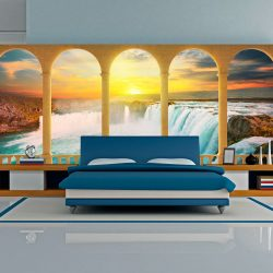 XXL Fotótapéta - Dream about Niagara Falls