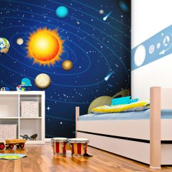 Fotótapéta - Naprendszer