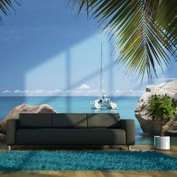 Fotótapéta - Seychelles