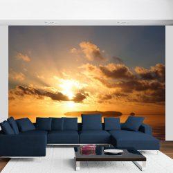 Fotótapéta - sea - sunset