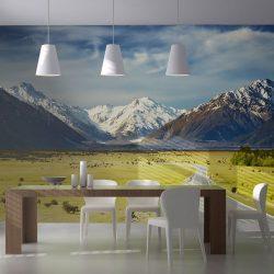 Fotótapéta - Southern Alps, New Zealand