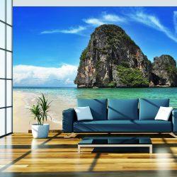 Fotótapéta - Egzotikus táj Thaiföld, Railay beach