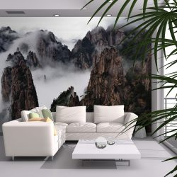 Fotótapéta - Tenger felhők Huangshan Mountain, Kína