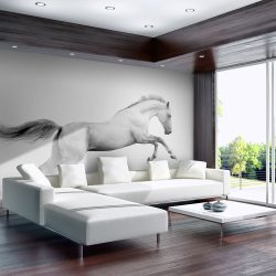 Fotótapéta - White gallop
