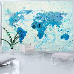Fotótapéta - Cruising and sailing -  The World map