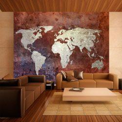 Fotótapéta - Iron kontinens