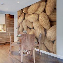 Fotótapéta - Tasty almonds