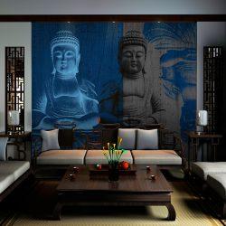 Fotótapéta - Három inkarnációja Buddha