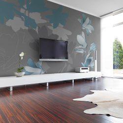 Fotótapéta - Kék Magnolias