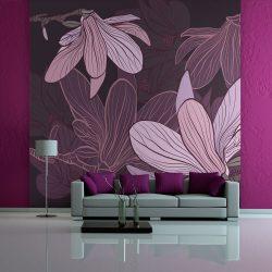 Fotótapéta - Dreamy flowers