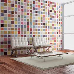 Fotótapéta - Mosaic színek