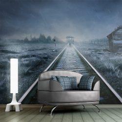 Fotótapéta - A szellem vonat