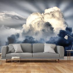 Fotótapéta - Rays az égen
