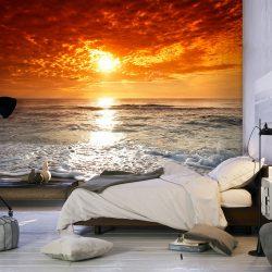 Fotótapéta - Csodálatos naplemente