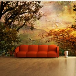 Fotótapéta - Painted autumn