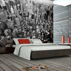 Fotótapéta - USA, New York: black and white