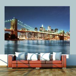 Fotótapéta - Sparkling Brooklyn Bridge
