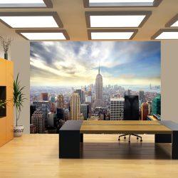 Fotótapéta - View on Empire State Building - NYC