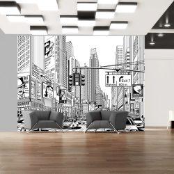 Fotótapéta - Street New York