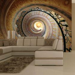 Fotótapéta - Decorative spiral stairs
