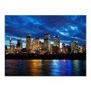 Fotótapéta - Este felhők felett Sydney