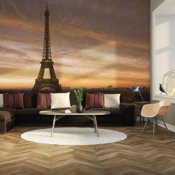Fotótapéta - Eiffel-torony hajnalban