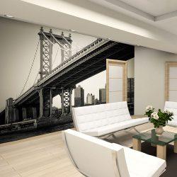 Fotótapéta - Manhattan Bridge, New York