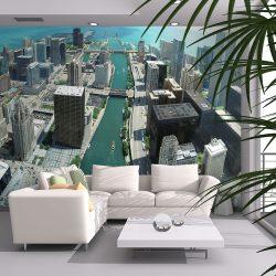 Fotótapéta - Urban építészeti Chicago