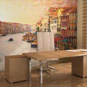 Fotótapéta - Velence - a színes város a víz
