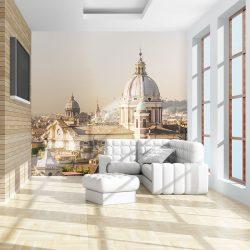 Fotótapéta - Rome - bird's eye view