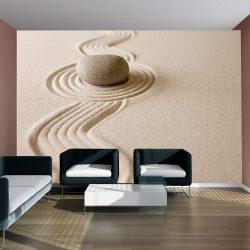 Fotótapéta - Zen homok kert