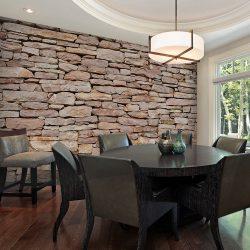 Fotótapéta - Természetes kő fal