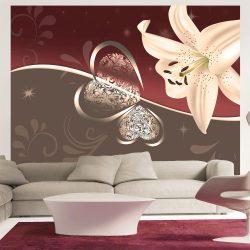 Fotótapéta - Cream lily