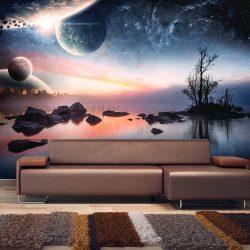 Fotótapéta - Kozmikus tájkép