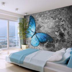 Fotótapéta - Blue butterfly