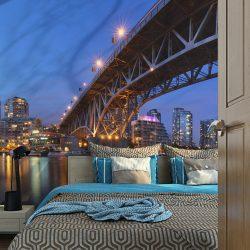 Fotótapéta - Granville Bridge - Vancouver (Canada)