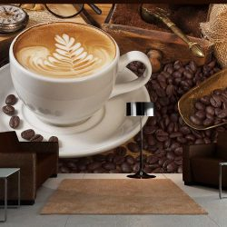 Fotótapéta - Talán kávét?