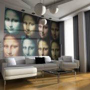 Fotótapéta - Mona Lisa (pop art)
