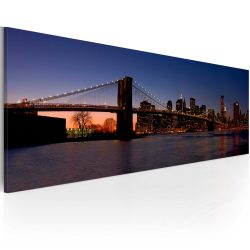 Kép - Brooklyn Bridge - panorama