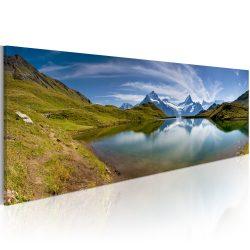 Kép - Mountain lake