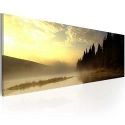 Kép - Fog egy tó