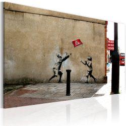 Kép - No ball games (Banksy)