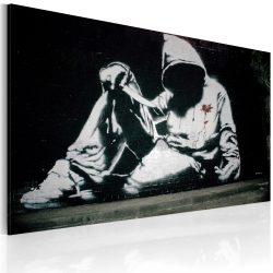Kép - Incognito killer (Banksy)