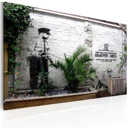 Kép - Graffiti area (Banksy)