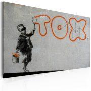 Kép - Wallpaper graffiti (Banksy)