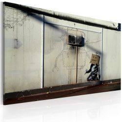Kép - Robots (Banksy)