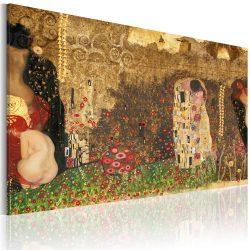 Kép - Gustav Klimt - inspiration