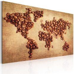 Kép - Kávé a világ minden tájáról