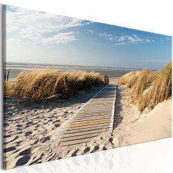 Kép - Őrizetlen strand