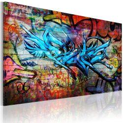 Kép - Anonymous graffiti